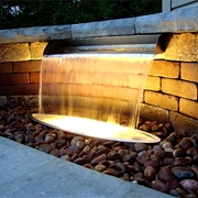 Picture for category Formal Waterfall Weirs