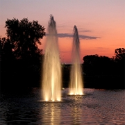 Picture for category Kasco Marine JF Fountain Lighting