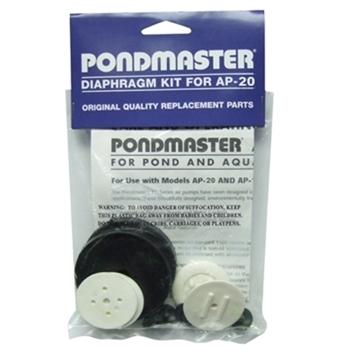 Pondmaster AP-20 Air Pump Diaphragm Kit