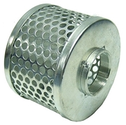 Steel Suction Strainer - 2""