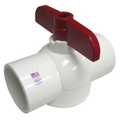 "Ball Valves - 3/4"" Threaded"