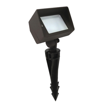 Universal Lighting Systems Large Area Flood Light - Architectural Bronze