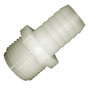 "Male Insert Fitting (MM) - 1/2""M x 3/4""B"