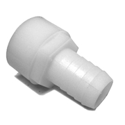 """Picture of Female Insert Fitting (FPT x Barb) (UL) 2"""" Gray"""