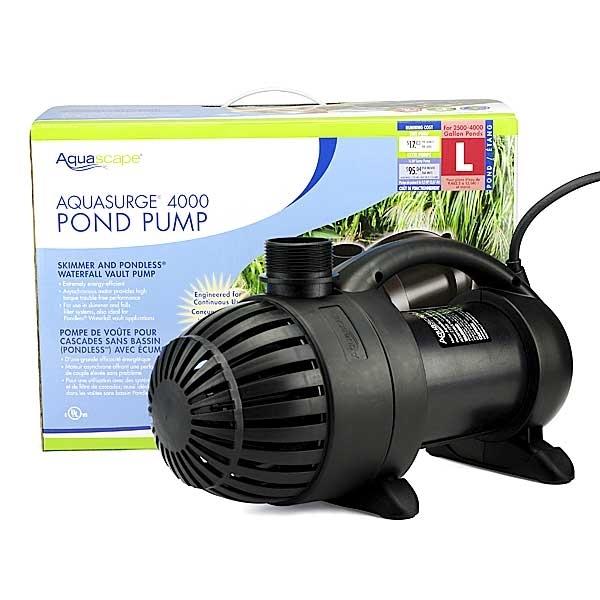 Pond Supplies, Pond Liner & Water Garden Supplies ...