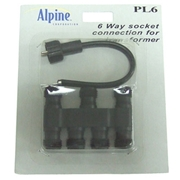 Alpine 6-way Socket Extension