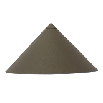 Universal Lighting System Round Shade - Architectural Bronze