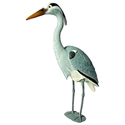 Aquascape Blue Heron Decoy