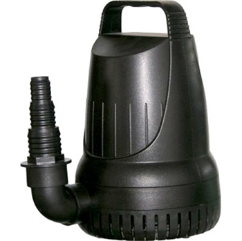 Alpine Hurricane Pond Pump - 1500 GPH
