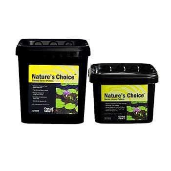CrystalClear Nature's Choice Barley Pellets