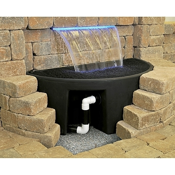 Pond supplies pond liner water garden supplies for Liner pvc bassin