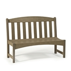 "Breezesta Skyline 48"" Park Bench"