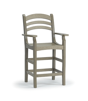 Breezesta Avanti Counter Captain's Chair