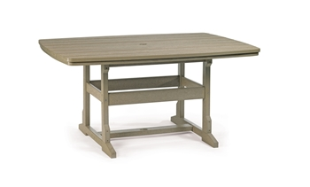 "Breezesta 42"" x 60"" Dining Table"
