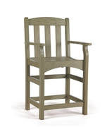 Breezesta Skyline Captain's Counter Chair