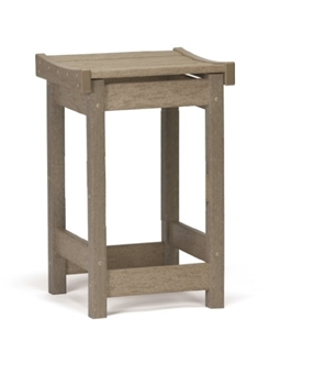 Breezesta Contoured Seat Counter Stool