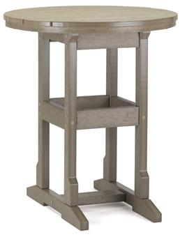 "Breezesta 32"" Round Counter Table"