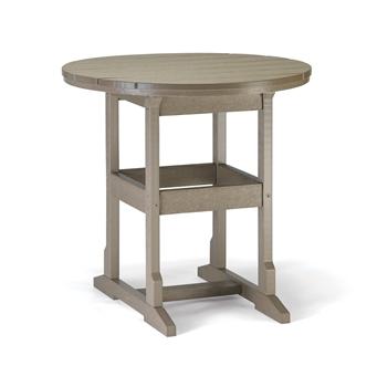 "Breezesta 36"" Round Counter Table"