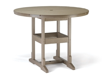 "Breezesta 48"" Round Counter Table"