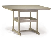 "Breezesta 58"" x 58"" Counter Table"