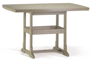 "Breezesta 42"" x 60"" Counter Table"