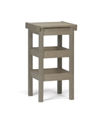 Breezesta Flat Seat Bar Stool