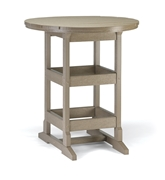 "Breezesta 36"" Round Bar Table"