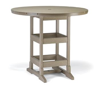 """Breezesta 48"""" Round Bar Table"""