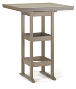 "Breezesta 32"" x 32"" Bar Table"