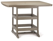 "Breezesta 58"" x 58"" Bar Table"