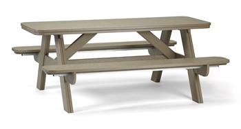 Breezesta 6' Picnic Table