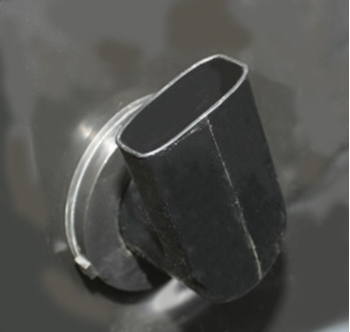 Aquascape Signature Series 6.0/8.0 Skimmer Overflow Elbow