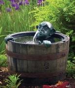 Aquascape Man In Barrel Spitter