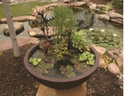 "Aquascape Aquatic Patio Pond- 24"" European Terra Cotta"
