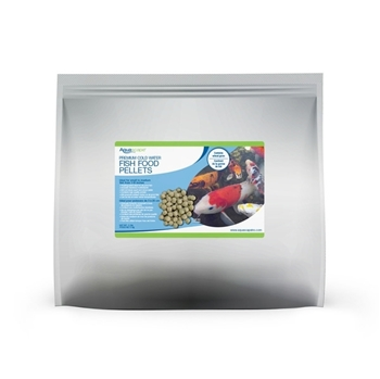 Cold Water Fish Food- Large Pellets- 11 lbs