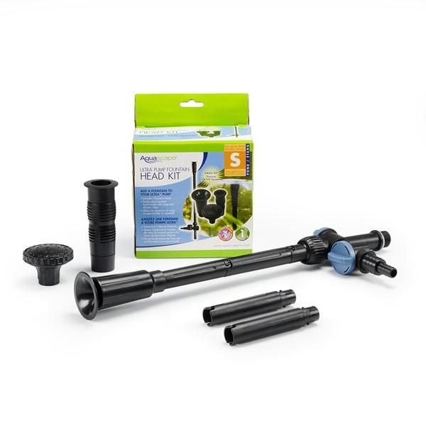 Pond supplies pond liner water garden supplies ultra for Pond pump kit