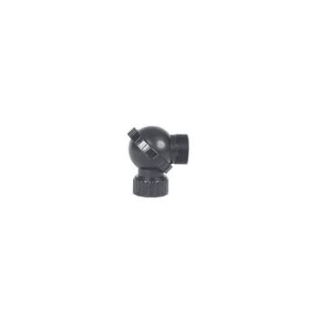 "Aquascape Rotational Ball Adapter 1 1/2"" FPT x 1 1/2"" MPT"