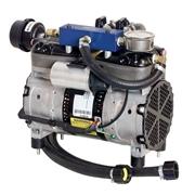 Airmax® RP50 (87R) Piston Compressor, 230V W/ Double Plate Manifold
