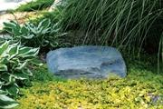 Pond Logic TrueRock Mini Cover Rock- Greystone