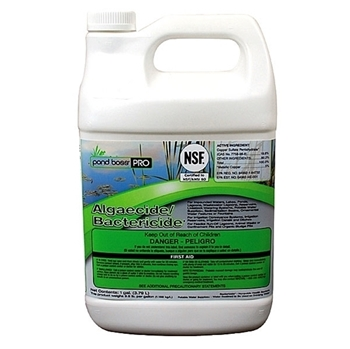 Pond Boss PRO Algaecide/Bactericide