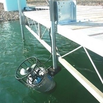 Kasco 1HP Circulator  w/ Dock Mount