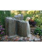 AquaBella Triple Column Fountain Kit