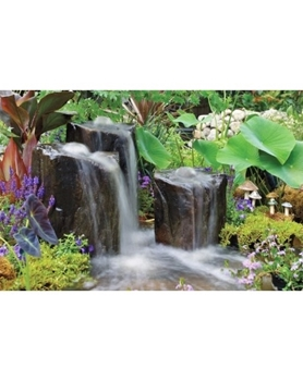 AquaBella Small Column Fountain Kit