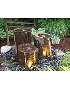 AquaBella Medium Column Fountain Kit