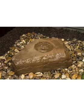 AquaBella Md Birdbath Boulder Fountain Kit