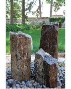 AquaBella Triple Basalt Fountain Kit