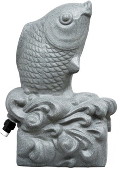 Aqua UV Statuary Fish