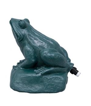 Aqua UV Statuary Frog