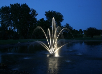 Kasco XStream Decorative Fountains