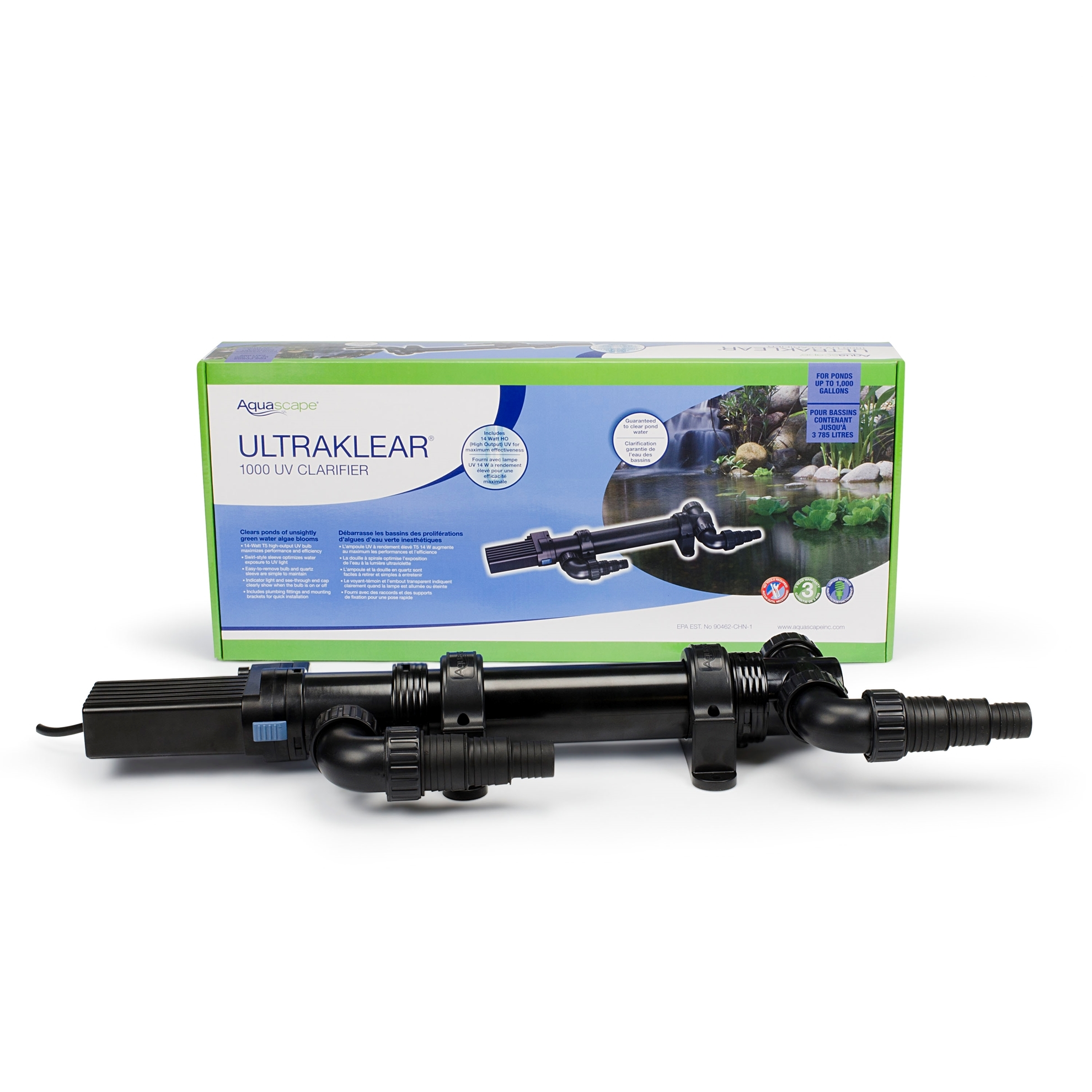Aquascape UltraKlear 1000 UV Clarifier